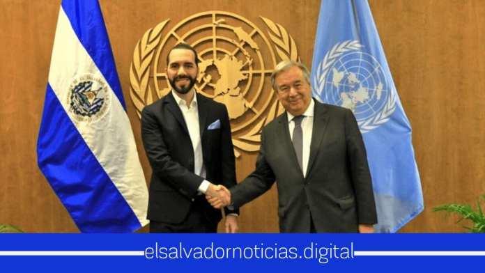 Secretario General de la ONU respalda la creación de la CICIES en El Salvador