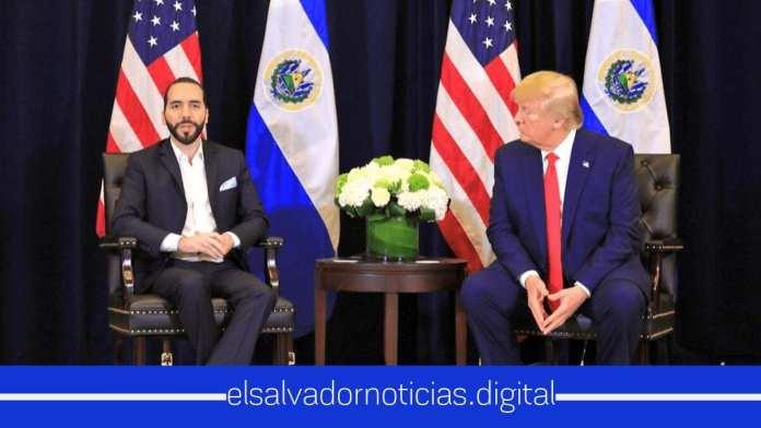 Donald Trump da paso firme a tema de TPS para los Salvadoreños