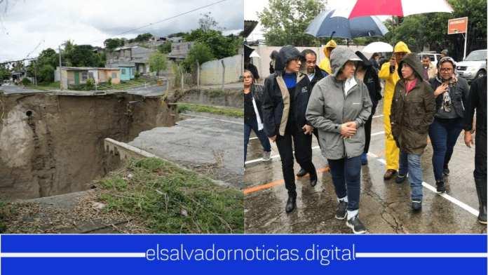 La ministra Ana Orellana atiende necesidades urgentes de los salvadoreños