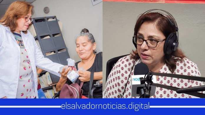 Ministra Ana Orellana presenta los avances del Plan Nacional de Salud