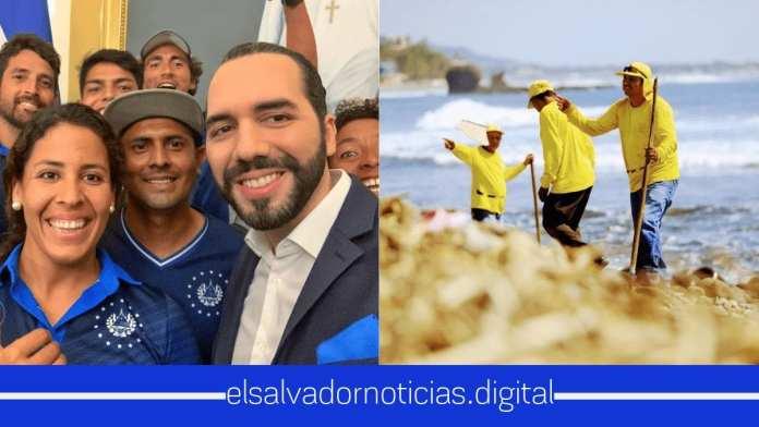 El Salvador apunta a convertirse en un destino ideal para el surf.