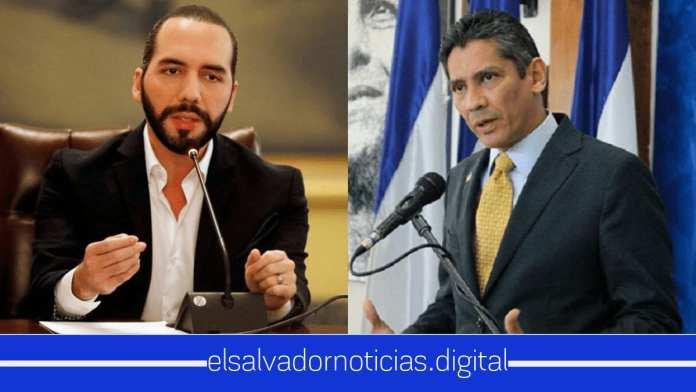 Gustavo Lopez presidente de ARENA anunció el bloqueo al Plan Control Territorial.