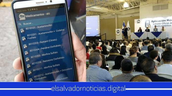 El ISSS lanza APP para el beneficio de los Salvadoreños