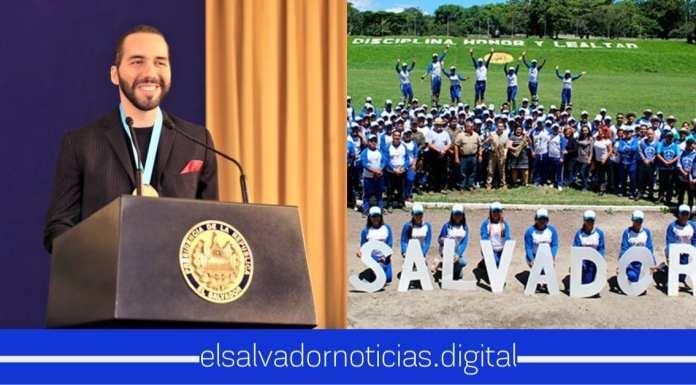 Nayib Bukele pagará todos los boletos aéreos para la Banda El Salvador