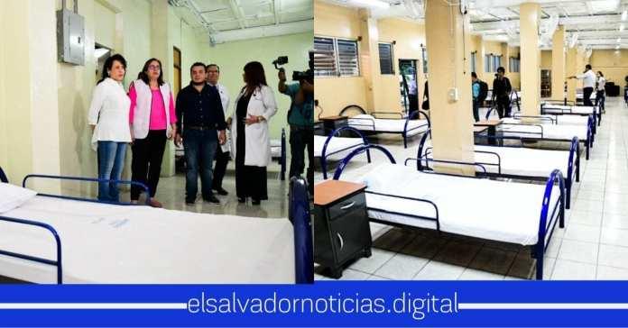 Inauguran el Albergue Belén del Hospital Rosales