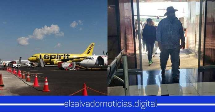 Aeropuerto Internacional del Salvador recibe todos vuelos desviados del Aeropuerto La Aurora Guatemala