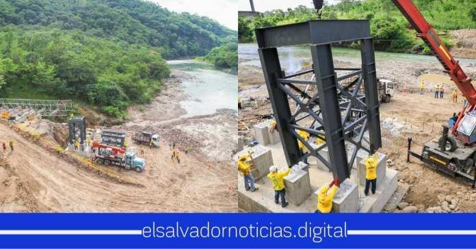 Puente de Río Torola conectará a 5 municipios de Morazán