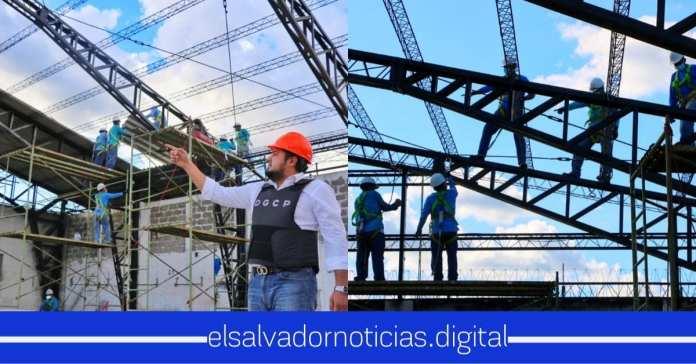 Osiris Luna sigue trabajando con Privados de Libertad para Centros Penales autosostenibles El Salvador