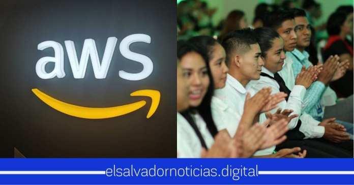 Amazon llega al Salvador, capacitará y certificará a más de 80 mil salvadoreños