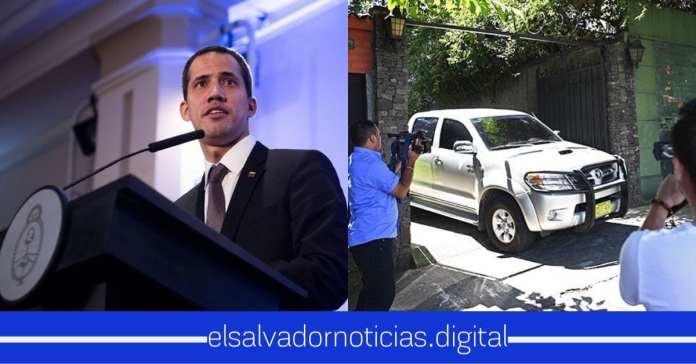 Nayib Bukele les dio 48 horas, para que los diplomáticos de Venezuela abandone tierras Salvadoreñas.