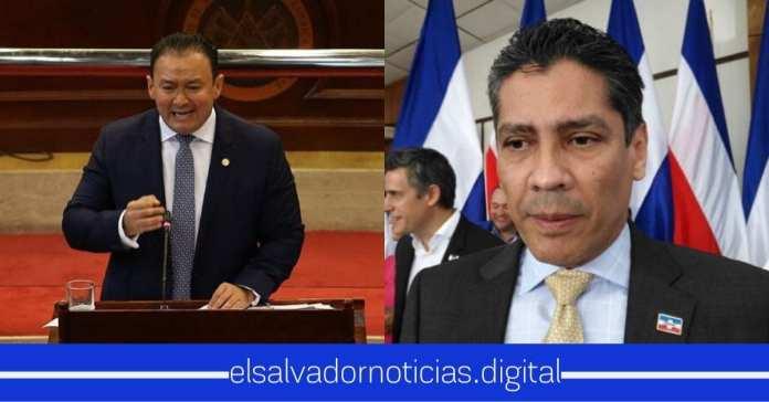 Guillermo Gallegos no quiere a Gustavo López en la sede de Gana