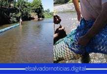 Extraen 200 libras de plástico de Ríos del Salvador