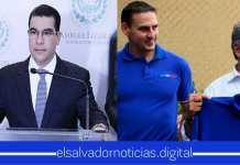 Salvadoreños cuestionan a Melara el porque no quiere encarcelar a Norman y Neto