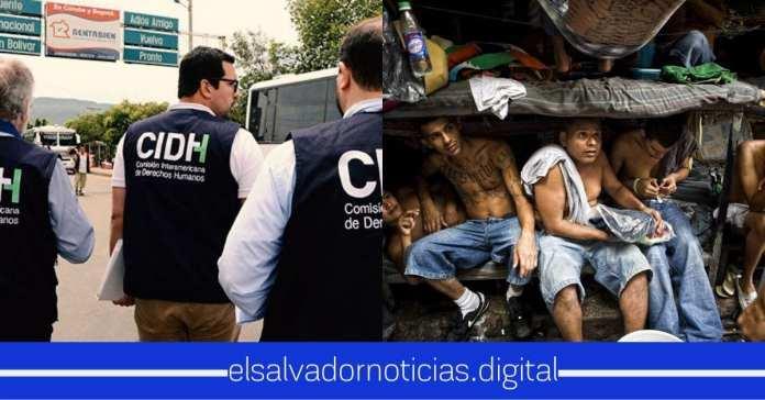 CIDH afirma la crisis heredadas por gobiernos anteriores en Centro Penales