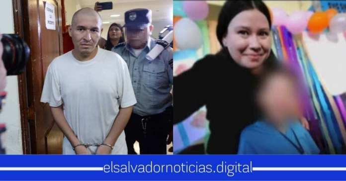 Mario Huezo es condenado a 50 años de cárcel por matar a manos frias a su esposa Karla Turcios