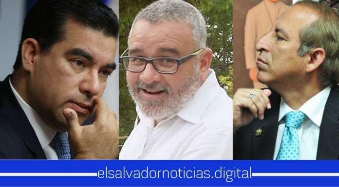 Se confirma que la FGR ha filtrado información para que los dirigentes del FMLN puedan huir del país