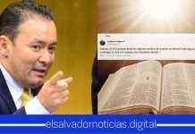 Gallego hace Nepotismo y luego se respalda de la palabra de Dios