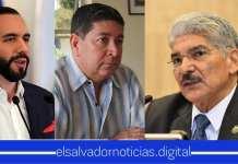 Norman quiere limpiar su imagen culpado al Presidente Nayib y Walter Araujo del escándalo de pacto con estructuras criminales