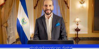 Nayib Bukele llama a los Salvadoreños a unirse para sacar adelante a El Salvador