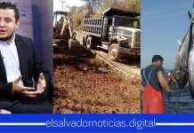 Obras Públicas cumpliendo con la pavimentación de 6.7 km en la Unión para mejorar el comercio de los pescadores artesanales de la zonas