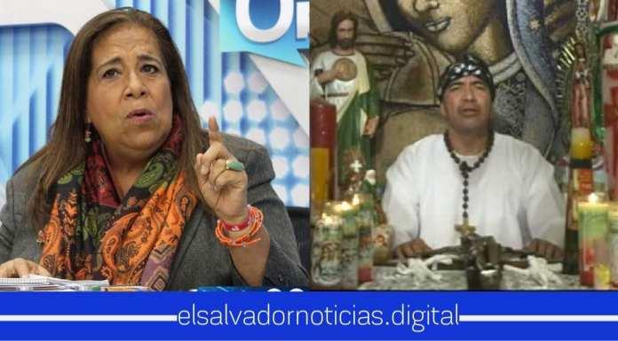 """Nidia Díaz exige que se lleve un brujo urgentemente a la Asamblea para """"hacer una limpia"""" por lo ocurrido el domingo"""