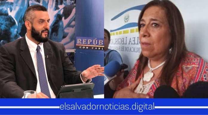 Analista político afirma que la ocurrencia de Nidia Díaz de hacer una limpia con sahumerio demuestra su mediocridad de funcionaria
