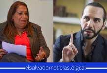"""Nidia Díaz afirma que la Asamblea Legislativa y todos los diputados fueron """"violados"""" por el Ejecutivo por los hechos del domingo"""
