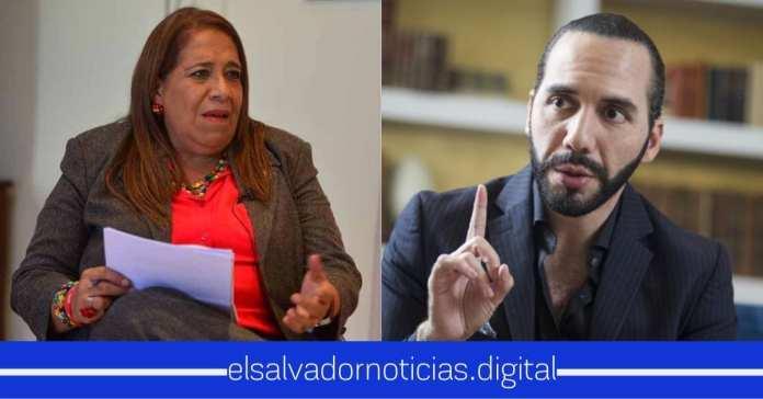 Nidia Díaz afirma que la Asamblea Legislativa y todos los diputados fueron