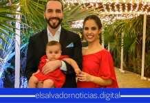 """Familia Presidencial envían mensaje a todo el pueblo salvadoreño deseando un """"Feliz día de San Valentín❤"""""""
