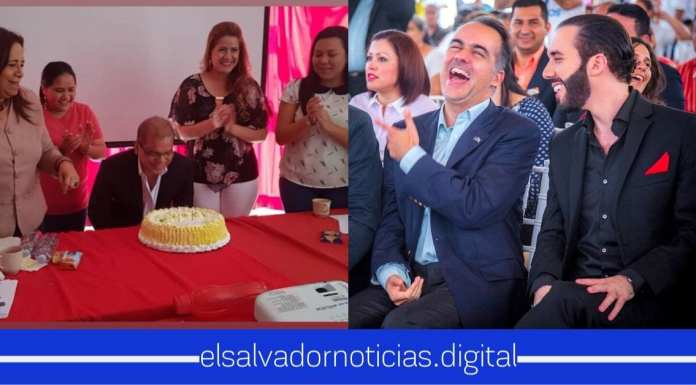 """Óscar Ortiz recientemente estuvo de manteles largos y el pueblo salvadoreño le dejó sus """"buenos deseos"""" en redes sociales"""