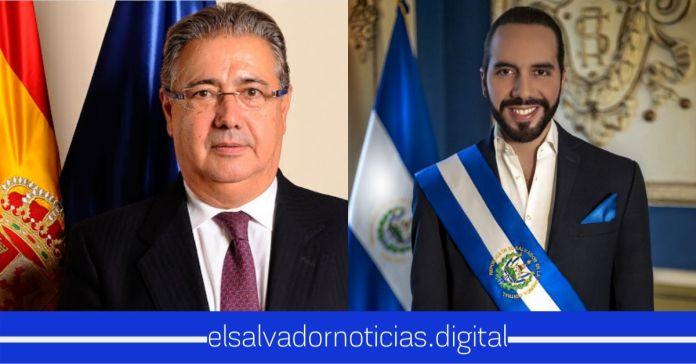 Ex alcalde de Sevilla España, aplaude al Presidente Bukele por su trabajo y afirma apoyo para el avance económico y social de El Salvador
