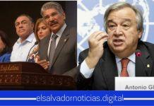 """La ONU advierte que la """"Ley de Reconciliación"""" aprobada por los diputados es una amnistía disfrazada"""