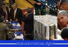 Diputados del partido FMLN y ARENA no solo hacen treguas con pandillas también protegen los narcotraficantes