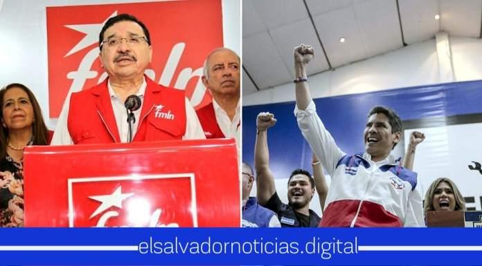 Una vez más el FMLN le demuestra lealtad a ARENA al silenciar la renuncia de Gustavo López por tráfico de armamento