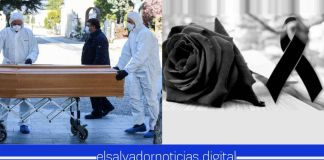 Muere primer salvadoreño por CORONAVIRUS, esto no es juego