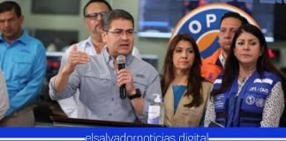 "Honduras declara ""Toque de queda"" a nivel nacional para combatir el COVID19"