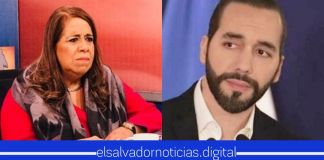 Nidia Díaz se enfurece porque el Presidente Bukele no cumplira su capricho de destituir al Ministro de Defensa