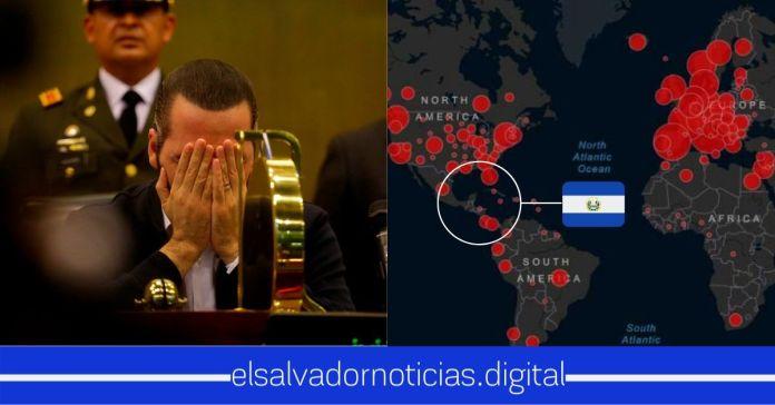 El Salvador es decretado como uno de los 5 países sin casos de Coronavirus