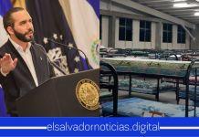 Presidente Bukele anunció el CIERRE oficia del Centro de Cuarentena de Jiquilisco