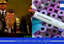 Se confirma PRIMER CASO DE CORONAVIRUS en El Salvador