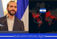 El Salvador es calificado como uno de 3 mejores países ante la Pandemia del Coronavirus