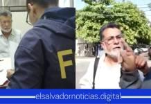 """Shafik Handal se sintió ofendido por """"palabras"""" de un salvadoreño y ahora lo denuncia"""