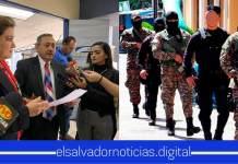 """ARENA dice haber encontrado """"costos inflados"""" en préstamo de $109 millones para la seguridad de los salvadoreño"""