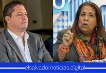 """Federico Anliker ahueva a Nidia Díaz al decirle: """"SI NO AYUDA ¡NO ESTORBE!"""""""