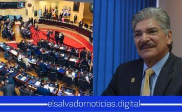Diputados se aprovechan de la crisis del COVID-19 y deciden suspender la Comisión de Antejuicio contra Norman Quijano