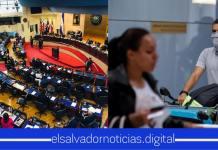 Asamblea Legislativa tenían trabajando a una persona que recientemente vino de España