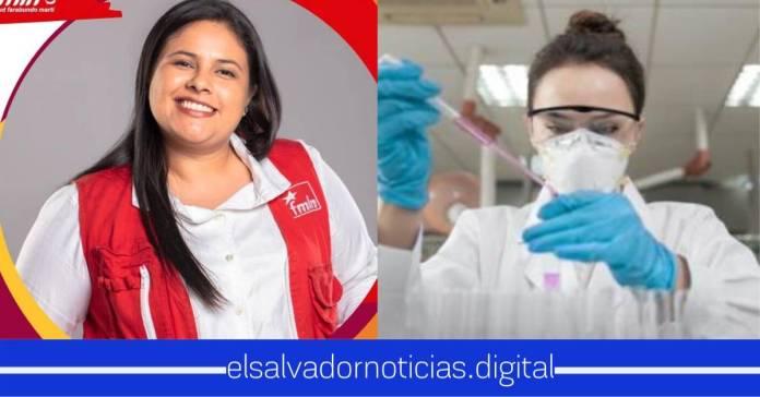Diputada del FMLN hace el ridículo asegurando que Nicaragua tiene la cura para el coronavirus