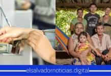 Este día miles de Salvadoreños son beneficiados con $300 dolares ante la crisis que enfrenta el país por COVID-19