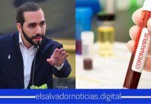 El Salvador suben a 69 los casos positivos de COVID-19