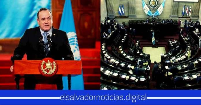 Guatemala anuncia la suspensión de sueldos salariales a todos los diputados por no ser un servicio de primera necesidad ante la crisis de COVID-19